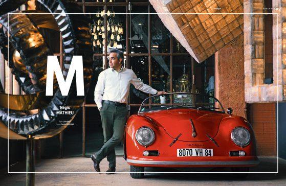 Mathieu Lustrerie Lena Siep Porsche Interview Porträt Lifestyle Autorin