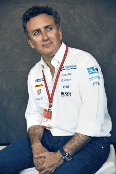 Alejandro Agag Formel E Formula E Motorsport Lena Siep Feature Writer Moderatorin