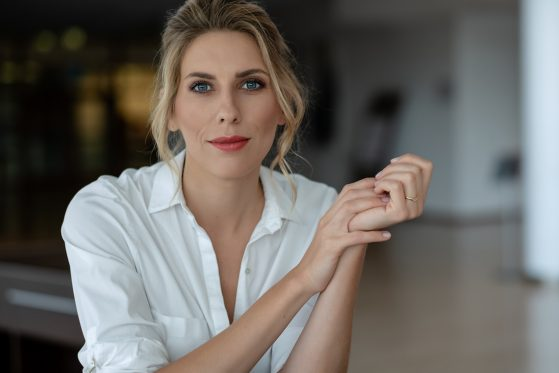 Lena Siep Moderatorin Journalistin Motorsport Automobil Automotive