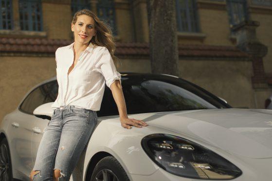 Lena Siep Moderatorin Automobil Motorsport