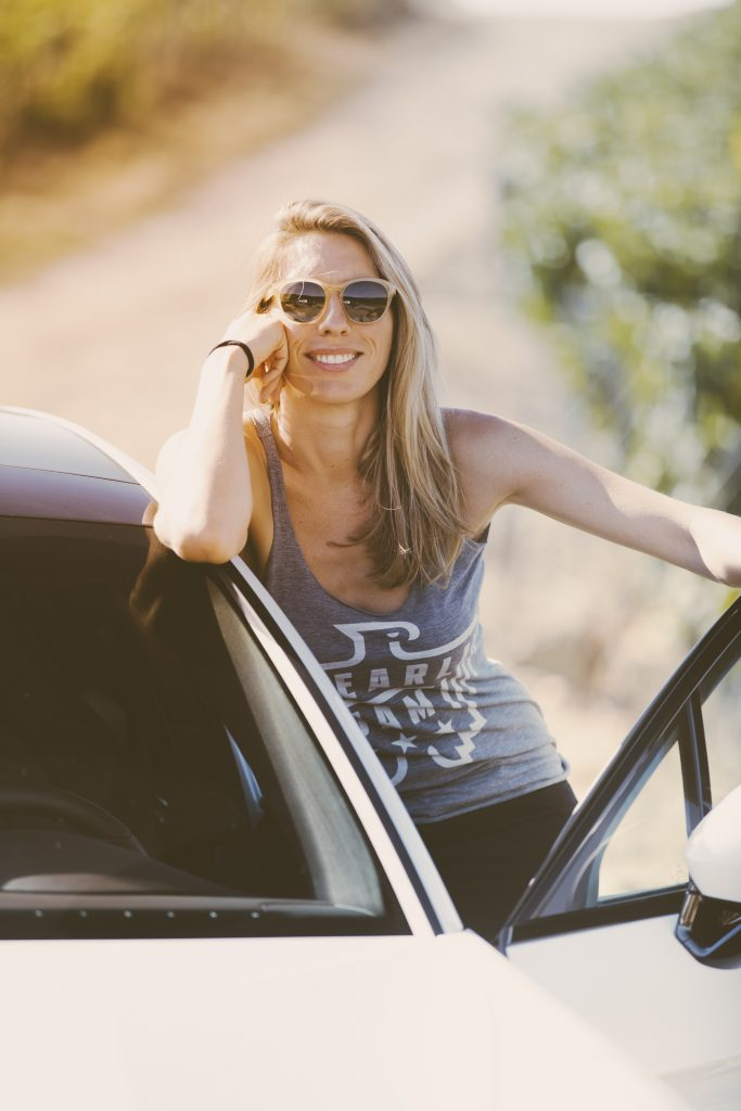 Lena Siep Moderatorin Automobil Motorsport Moderation