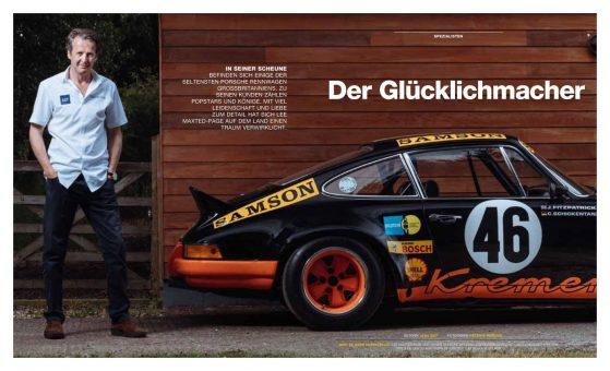 Lena Siep Porsche Klassik Lee Maxted Page