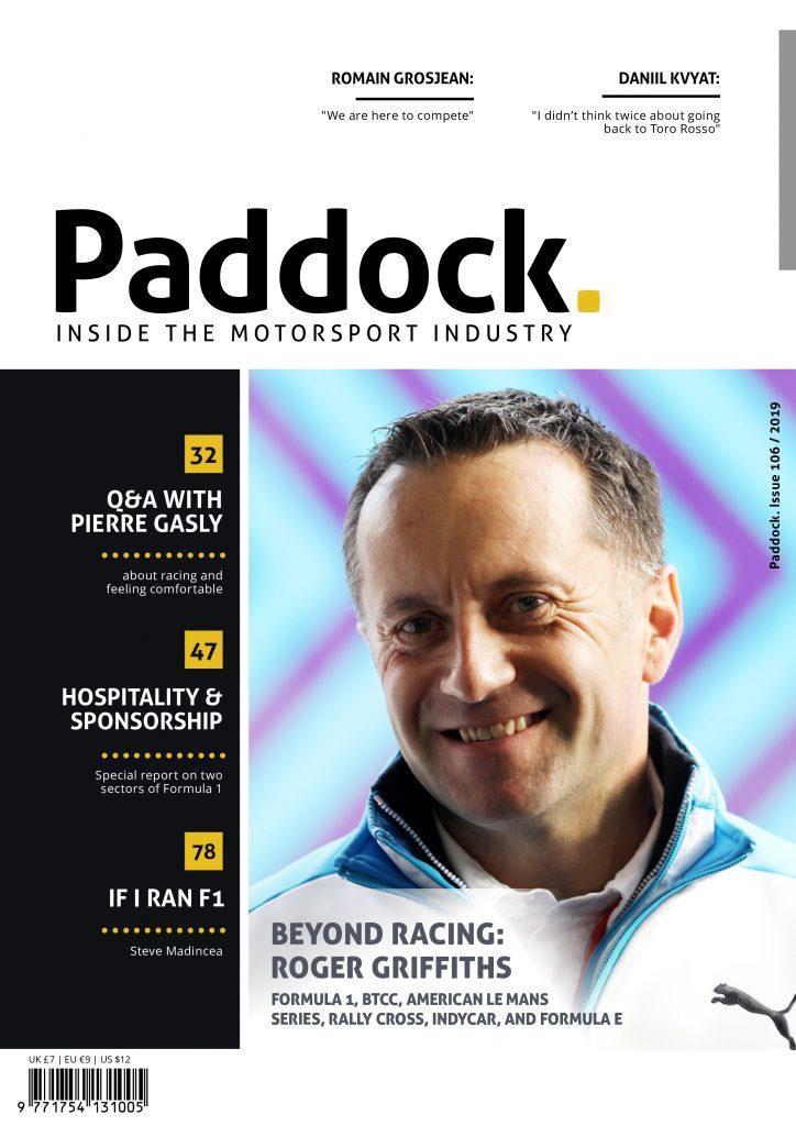 Lena Siep Paddock Magazine Motorsport Formel 1 Formel E
