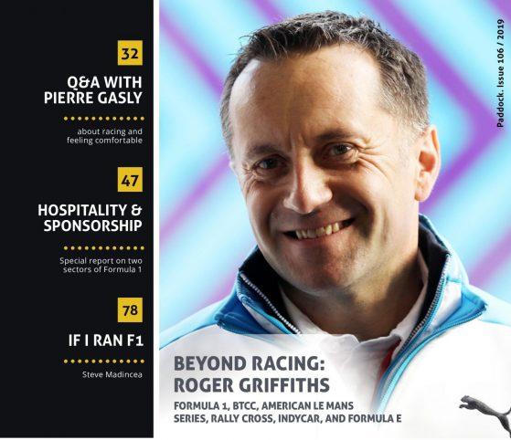 Lena Siep Roger Griffiths BMW Formel E Formula E Motorsport